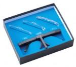 9319-KIT - Lupa binocular para gafas